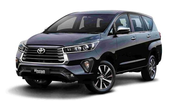 The new Innova Crysta from Toyota looks to cement its established place at the top of the MPV pyramid.