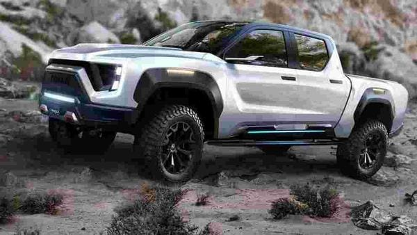 File photo of Badger which is expected to be Nikola's answer to the Tesla Cybertruck. (Photo courtesy: nikolamotor,com)
