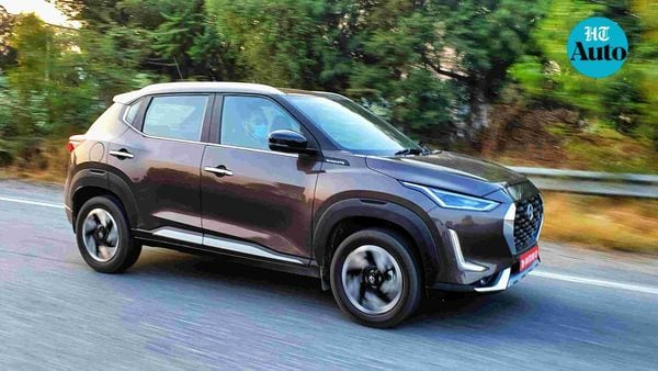 CEAT will partner Nissan for supplying tyres for the newly-launched Magnite SUV. (HT Auto/Sabyasachi Dasgupta)