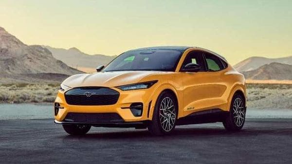 Ford has upgraded the Mustang Mach-E with a performance edition.