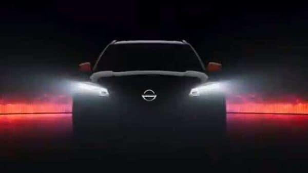 Teaser image of Nissan Kicks 2021 for US market.