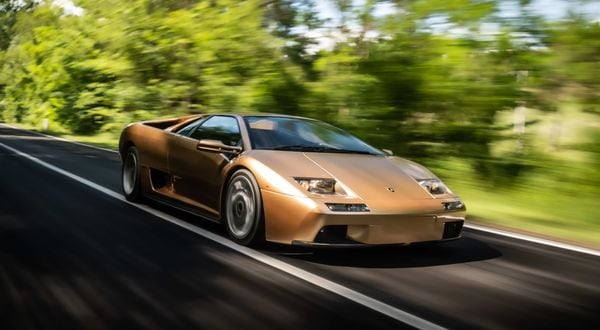 Diablo is the most-produced Lamborghini ever with 2,903 units in all.