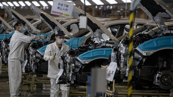 Car manufacturing in China set to be hit due to shortage of chips - HT Auto