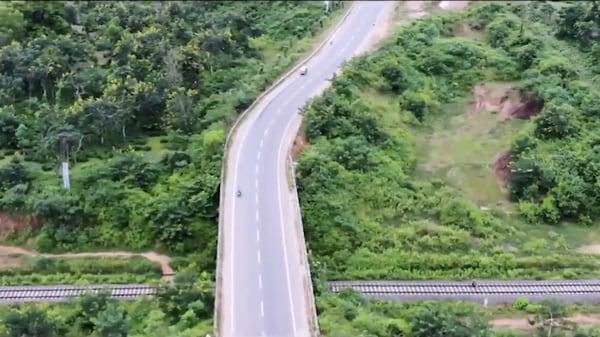 Nitin Gadkari inaugurated 15 National Highways projects in Nagaland on Friday.