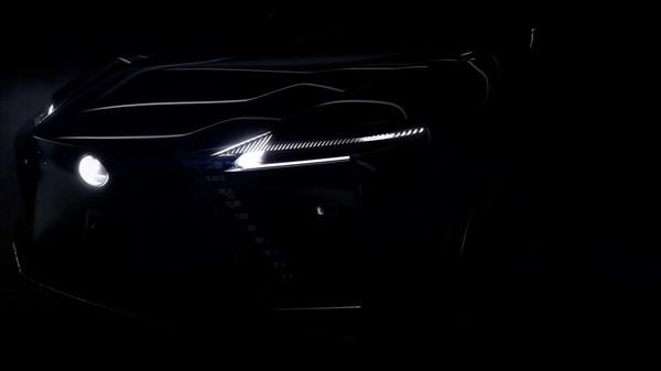 An electric SUV from Lexus is slated to be the first of several battery-operated offerings to hit global markets.