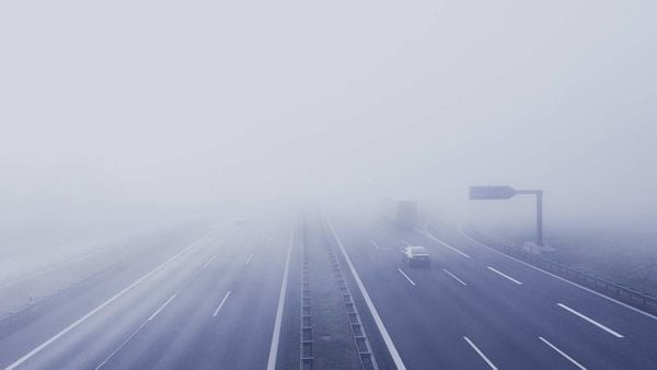 It is recommended to not drive at all during foggy conditions but if one must, proper precautions can ensure chances of unfortunate incidents are minimized.