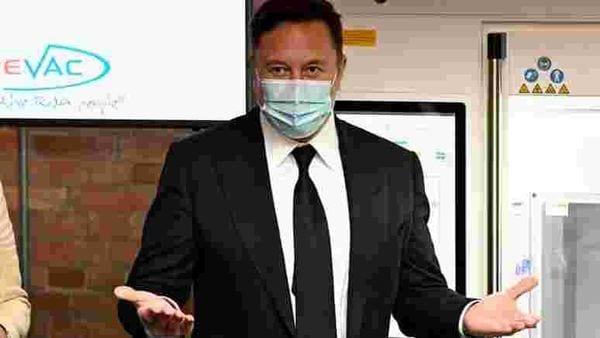 Representational file photo of Tesla CEO Elon Musk. (REUTERS)