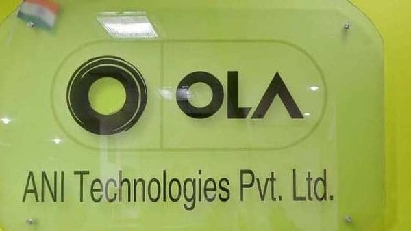 File photo of Ola logo (REUTERS)