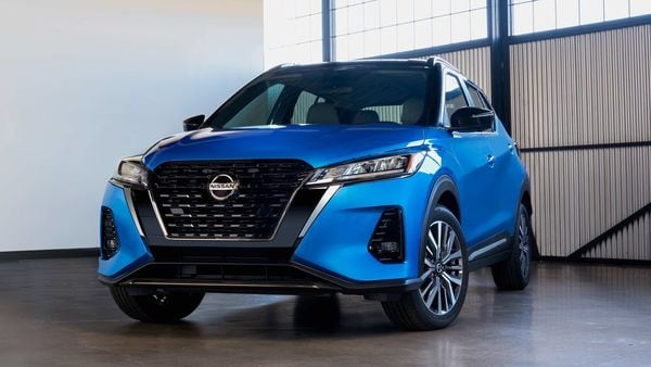 Nissan has unveiled 2021 Kicks SUV with new design elements and upgraded features.