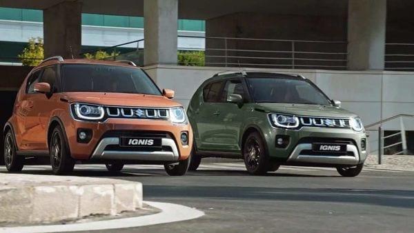 File photo of Maruti Suzuki Ignis. Nexa currently has Ignis, Baleno, Ciaz, S-Cross and XL6.