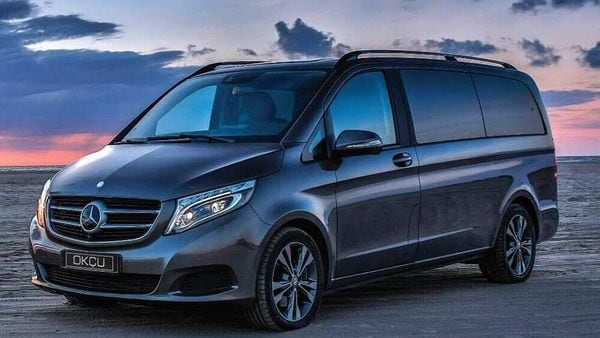 Mercedes V-Class by OKCU. (Photo courtesy: OKCU)