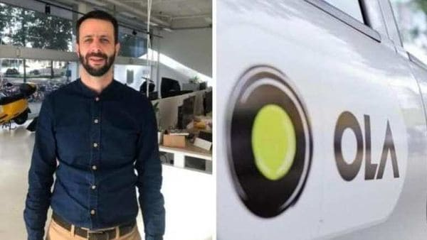 Julien Geffard will be responsible for building and growing Ola's European operations for its electric business and will be based in Amsterdam.