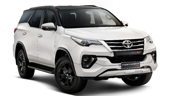 Toyota launched the limited-edition of the new sporty-looking Fortuner TRD back in August.
