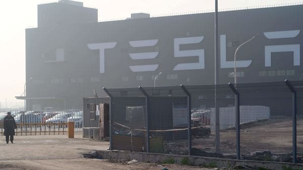 Representational file image of a Tesla factory (REUTERS)