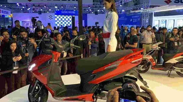 Aprilia SXR 160 will have no direct competition in the Indian market.
