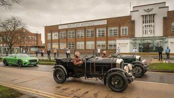 New Bentley Motors campus