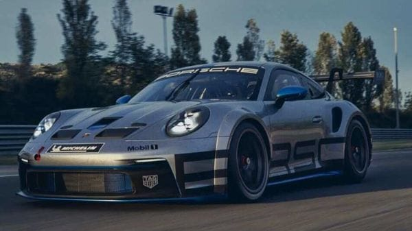 Porsche unveils all-new 2021 911 GT3 Cup racing car with 510 horsepower