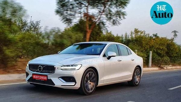 The new Volvo S60 seeks to carve out a space for itself in the luxury sedan segment. (HT Auto/Sabyasachi Dasgupta)