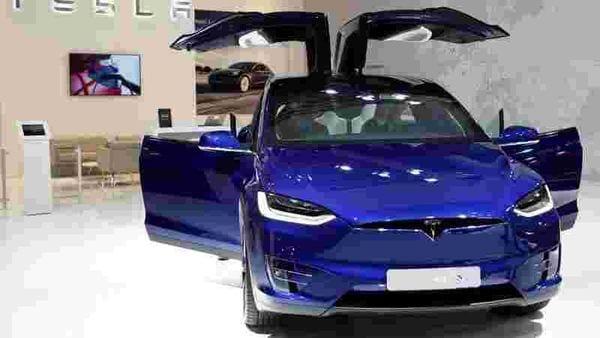 File photo of Tesla Model X (REUTERS)