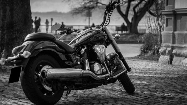 File photo of a motorcycle used for representational purpose only