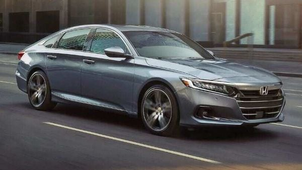 Honda Accord is one of the best-selling sedans in the US market.