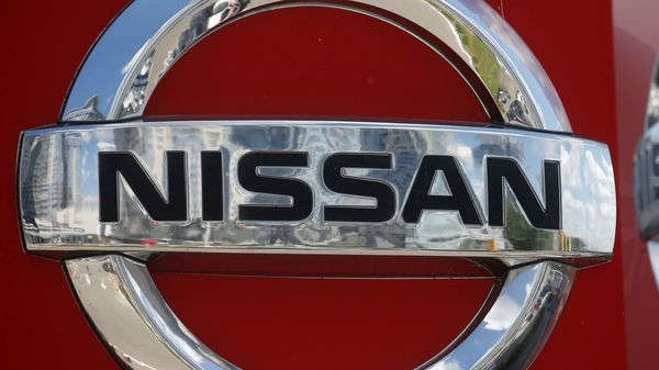 File Photo : Nissan Logo (REUTERS)