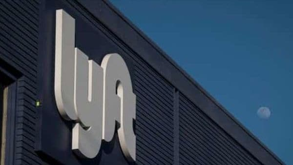 File image : Lyft Corp (Bloomberg)