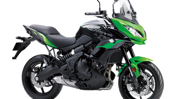A representational image of 2021 Kawasaki Versys 650 BS 6