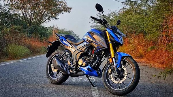 Honda Hornet 2.0 features a new engine, chassis and body panels. (HT Auto/Prashant Singh)