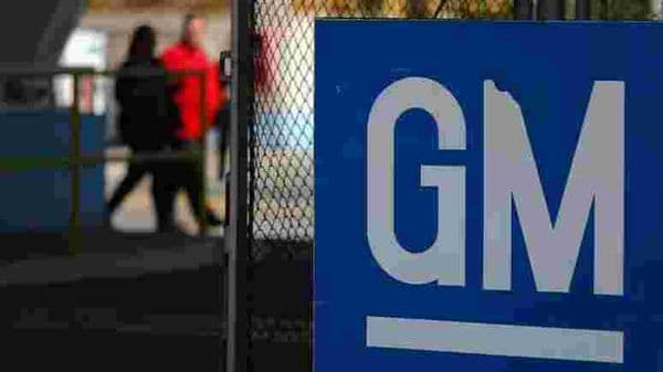 File Image: The GM logo (REUTERS)