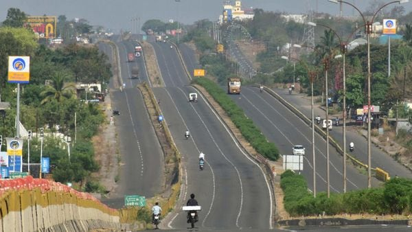 Representational photo of a highway (PTI)