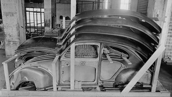 CKD Volkswagen Beetle from 1955 (Volkswagen)