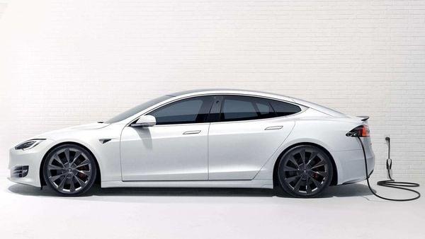 File image: Tesla Model S (Representational image) (Tesla.com)