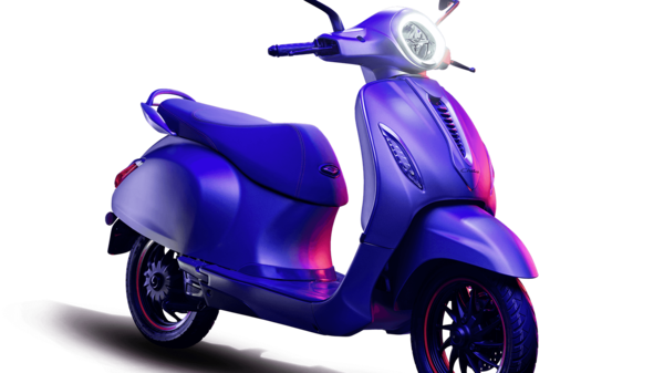 Bajaj Chetak e-scooter is retailed from a total of 18 dealerships in India.