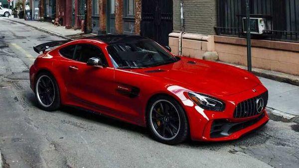 File image: Mercedes AMG GT R (Bloomberg)