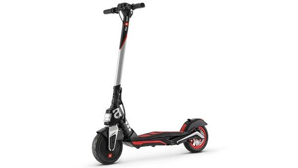 Aprilia eSR1 electric micro scooter may not arrive in India anytime soon.