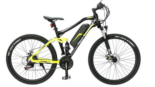 EM plans to introduce a smartphone application that will enable the user to track the location of the e-bike.