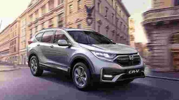 File photo of a Honda CR-V Special Edition