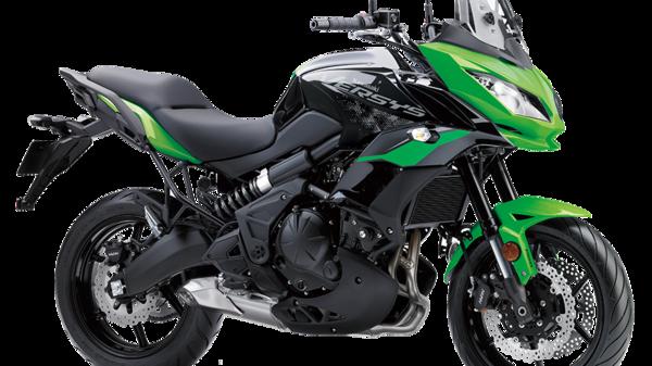 Representational image of 2021 Kawasaki Versys 650 BS 6.