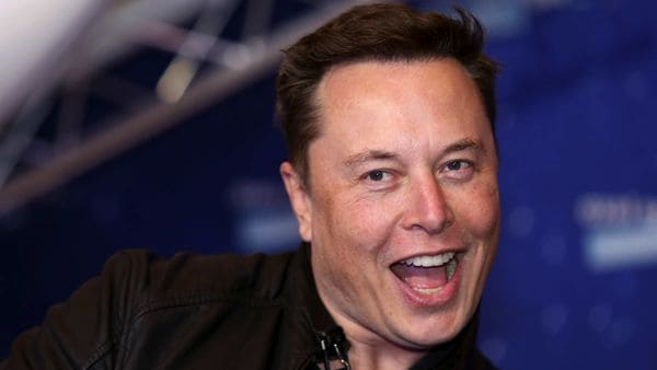 Elon Musk, founder of SpaceX and chief executive officer of Tesla Inc., arrives at the Axel Springer Award ceremony in Berlin, Germany, on Tuesday, Dec. 1, 2020. Tesla Inc.�will be added to the S&P 500 Index in one shot on Dec. 21, a move that will ripple through the entire market as money managers adjust their portfolios to make room for shares of the $538 billion company. Photographer: Liesa Johannssen-Koppitz/Bloomberg (Bloomberg)