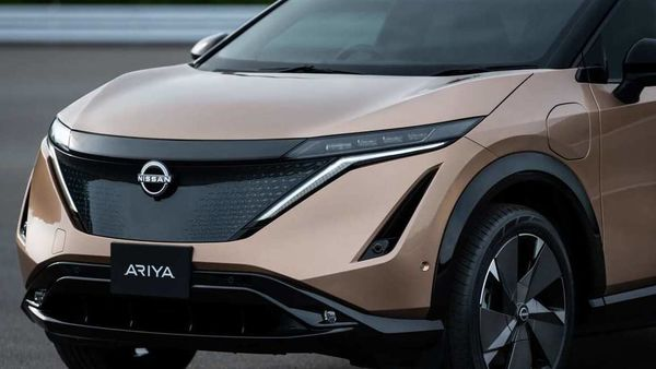 Representational image of Nissan Ariya concept.