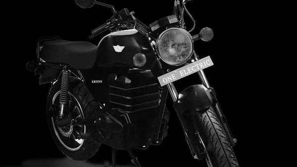 One Electric Kridn electric bike has a maximum (full-charge) range of 120 kms.