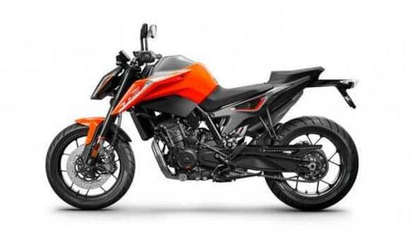 KTM plans to fit the new powertrain in the upcoming 490 Duke, as well as 490 Adventure bikes. Representational image of KTM 790 Duke.