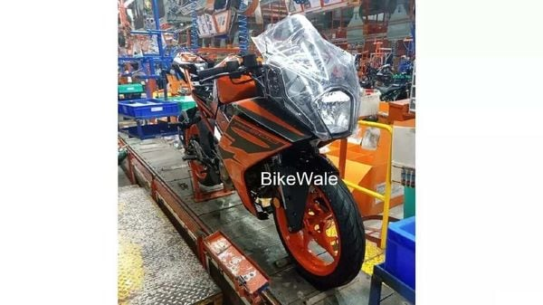 All-new 2021 KTM RC200 is expected to go on sale in India in first quarter of next year. Image Credits: BikeWale