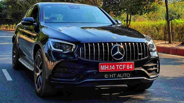 Mercedes AMG GLC 43 Coupe
