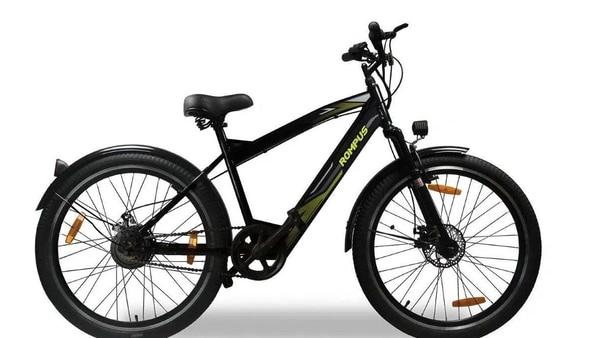 File image: Nexus Mobility E-bike (Representational image)