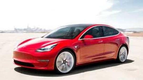 File photo of Tesla Model 3. (AP)