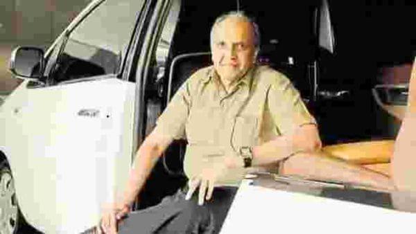 Car designer Dilip Chhabria.(HT file photo)
