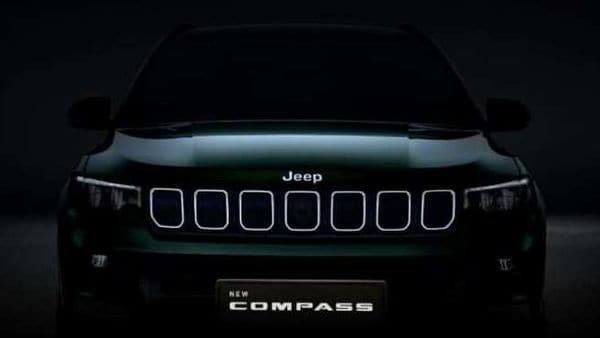 Jeep India has confirmed the launch of the facelift version of its Compass SUV in India next month.