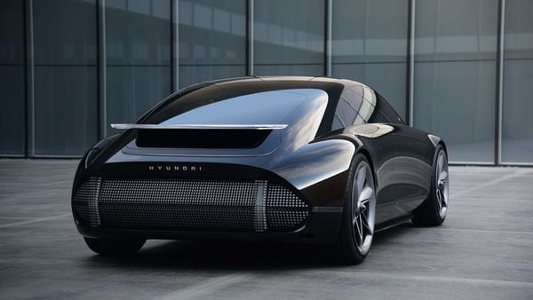 Prophecy Concept EV's integrated rear spoiler complements its excellent aerodynamics by harnessing downforce that aids vehicle stability when travelling at speed.